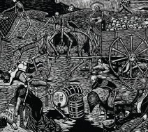 Detail of The Triumph of Death