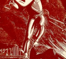 Rockwell Kent May Day