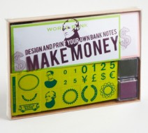fred flare stamp kit