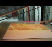 Printers' Ball Poster by Sonnenzimmer (VIDEO)