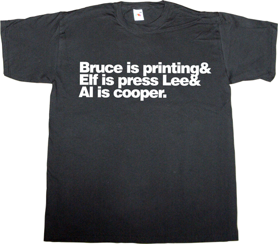 Bruce+is+printing
