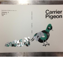 Richard Kegler, Carrier Pigeon (3)1. Photo via Carrier Pigeon