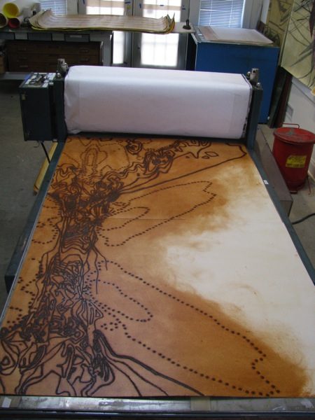 LARGE SCALE PRINTING