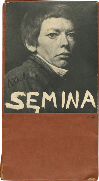 049 BH 320 WALLACE BERMAN SEMINA SEMINA 1 RECTO EDITED