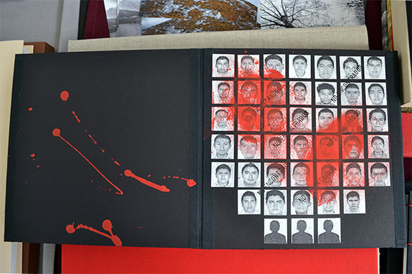 Picture IDs of the disappeared students