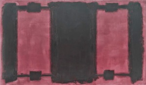 Mark Rothko, Harvard Mural, Panel 4.